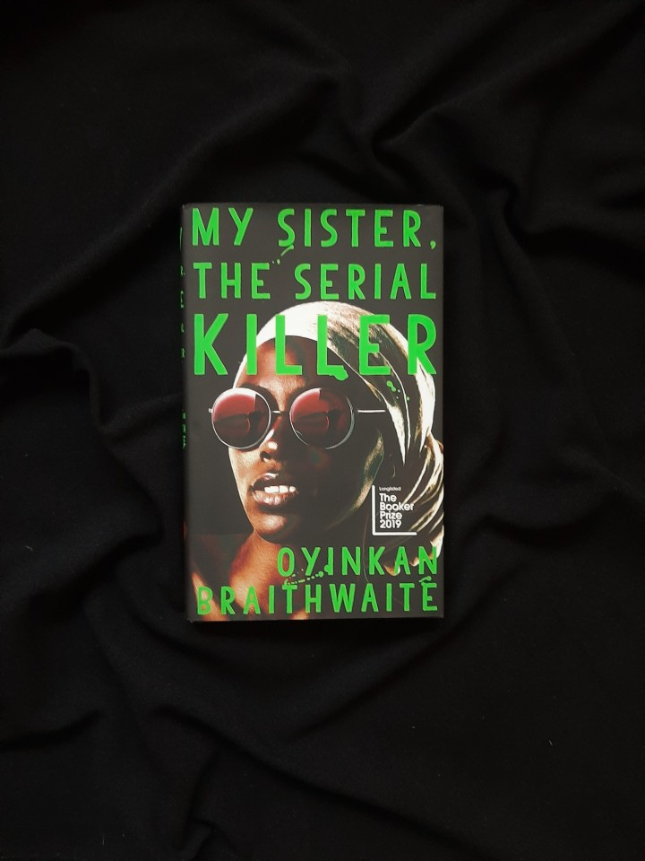 First Lines Wednesday – My Sister, the Serial Killer by Oyinkan Braithwaite