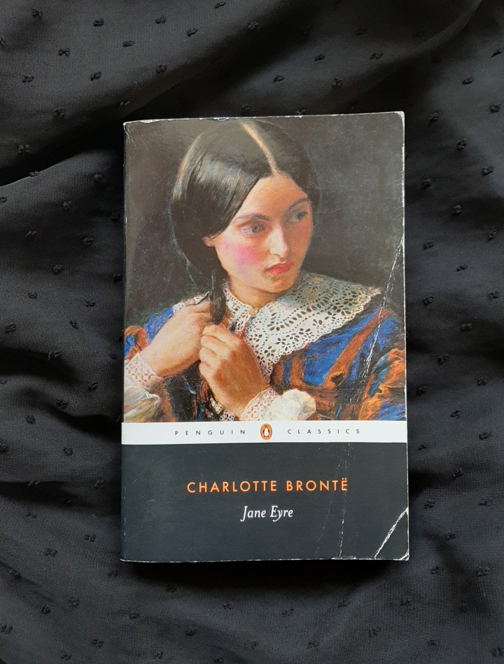 First Lines Wednesday – Jane Eyre by Charlotte Brontë