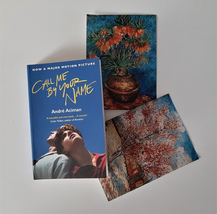 First Lines Wednesday – Call Me by Your Name by André Aciman