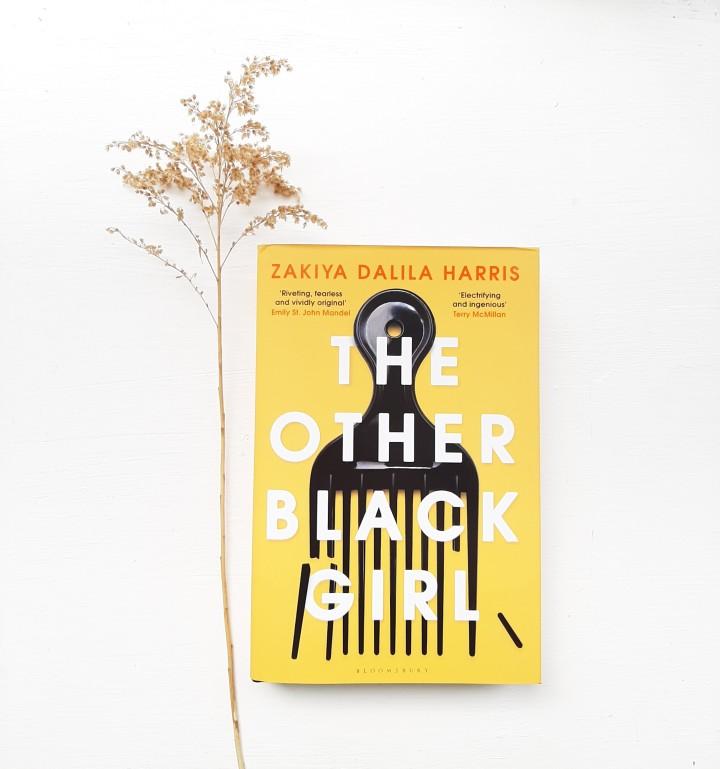 The Other Black Girl by Zakiya DalilaHarris
