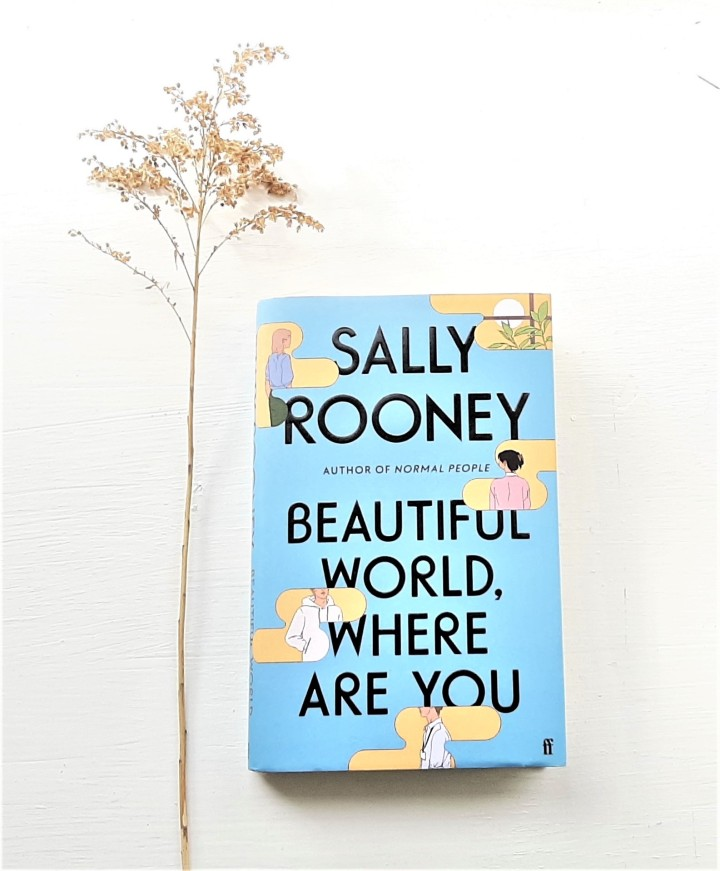 Beautiful World, Where Are You by SallyRooney