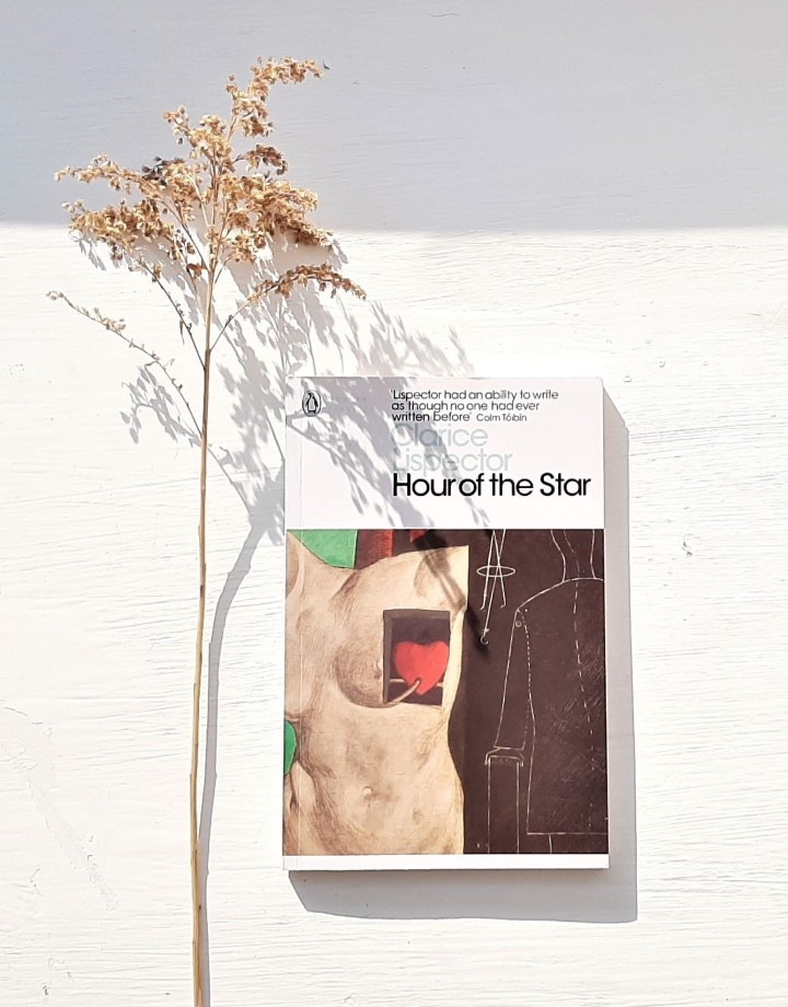 The Hour of the Star by ClariceLispector
